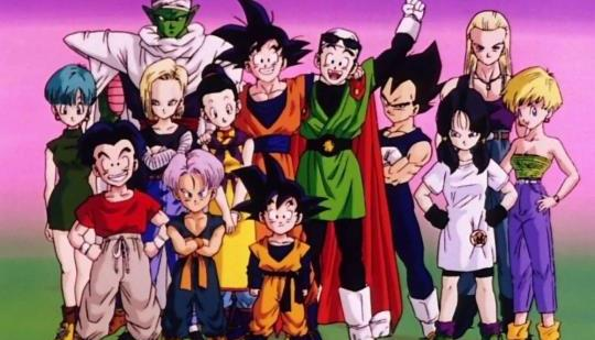 10 Best Dragon Ball Z Characters Of All Time
